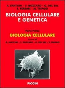Voluntariadobaleares2014.es Biologia cellulare e genetica. Vol. 1 Image