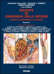 Antondemarirreguera.es Atlante di chirugia delle arterie. Vol. 1\2 Image