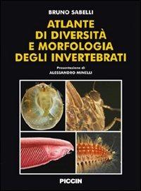 Atlante di diversità e morfologia degli invertebrati - Sabelli Bruno - wuz.it
