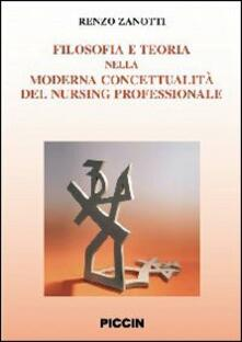 Camfeed.it Filosofia e teoria nella moderna concettualità del nursing professionale Image