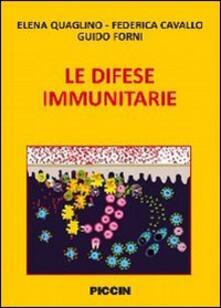 Camfeed.it Le difese immunitarie Image