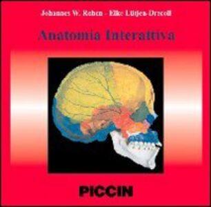 Anatomia interattiva. CD-ROM