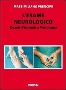 Scacciamoli.it L' esame neurologico. Quadri normali e patologici Image