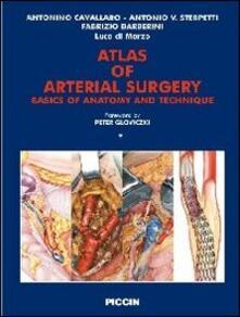 Atlas of arterial surgery