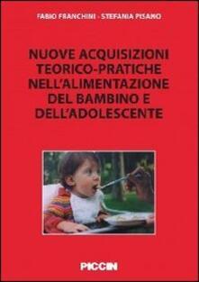 Winniearcher.com Nuove acquisizioni teorico-pratiche nell'alimentazione del bambino Image