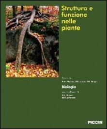 Struttura e funzione nelle piante.pdf