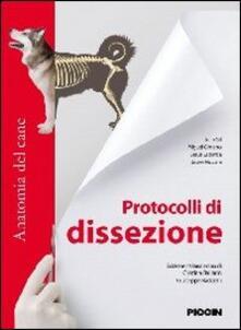 Protocolli di dissezione. Anatomia del cane.pdf