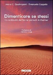 Dimenticare se stessi. La continuità del sé nei pazienti alzheimer.pdf