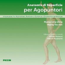 Ipabsantonioabatetrino.it Anatomia di superficie per agopuntori. Integrazione tra agopuntura, anatomia di superficie e diagnostica per immagini Image