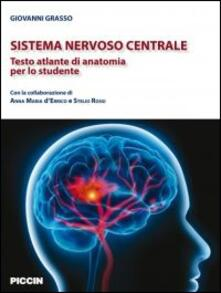 Filippodegasperi.it Sistema nervoso centrale. Testo atlante di anatomia per lo studente Image
