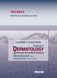 Thenails. Chapter 15 taken from Textbook of dermatology & sexually trasmitted diseases