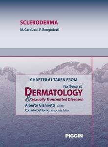 Scleroderma. Chapter 61 taken from Textbook of dermatology & sexually trasmitted diseases