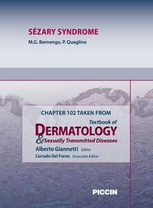 Sézary syndrome. Chapter 102 taken from Textbook of dermatology & sexually trasmitted diseases