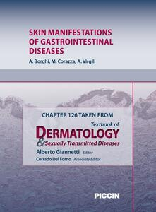 Skin manifestations of gastrointestinal diseases. Chapter 126 Taken from Textbook of dermatology & sexually trasmitted diseases