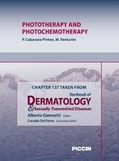 Phototherapy and photochemotherapy. Chapter 137 taken from Textbook of dermatology & sexually trasmitted diseases