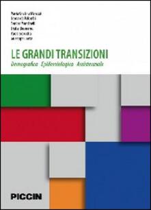 Osteriacasadimare.it Le grandi transizioni. Demografica epidemiologia assistenziale Image