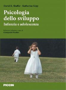 Camfeed.it Psicologia dello sviluppo. Infanzia e adolescenza. Ediz. italiana e inglese Image