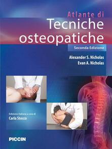 Osteriacasadimare.it Atlante di tecniche osteopatiche Image