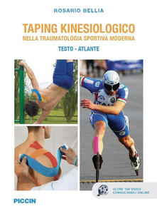 Lpgcsostenible.es Taping kinesiologico nella traumatologia sportiva moderna. Testo-atlante Image
