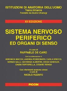 Sistema nervoso periferico ed organi di senso.pdf