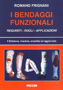 Amatigota.it I bendaggi funzionali. Requisiti, ruoli, applicazioni Image