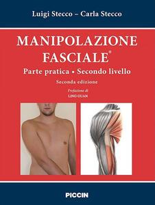Manipolazione fasciale. Parte pratica. Secondo livello