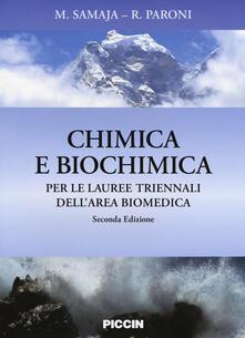 Chimica e biochimica. Per le lauree triennali dellarea biomedica.pdf