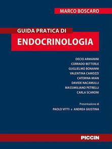 Grandtoureventi.it Guida pratica di endocrinologia Image