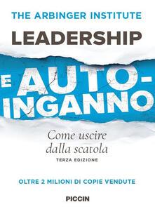 Antondemarirreguera.es Leadership e autoinganno. Come uscire dalla scatola Image