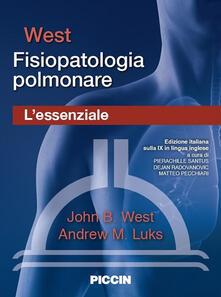 Squillogame.it Fisiopatologia polmonare. L'essenziale Image