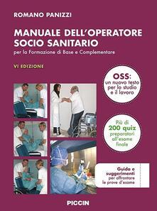 Manuale delloperatore socio sanitario. Per la formazione di base e complementare.pdf