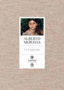 La ciociara - Alberto Moravia - copertina