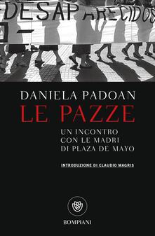 Winniearcher.com Le pazze. Un incontro con le madri di Plaza de Mayo Image