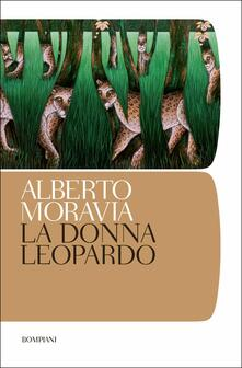Associazionelabirinto.it La donna leopardo Image
