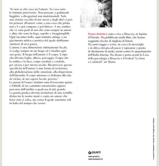 L' infinito senza farci caso. Poesie d'amore - Franco Arminio - 3