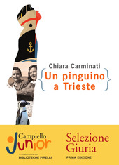 Copertina  Un pinguino a Trieste