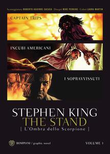 Libro The stand. L'ombra dello scorpione. Vol. 1 Stephen King