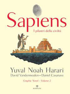 Libro Sapiens. I pilastri della civiltà Yuval Noah Harari