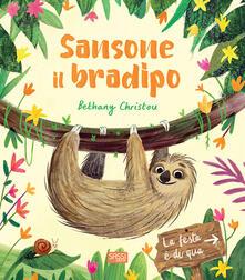 Antondemarirreguera.es Sansone il bradipo. Ediz. a colori Image