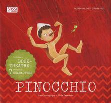 3tsportingclub.it Pinocchio. The treasure chest of fairy tales. Con gadget. Ediz. a spirale Image
