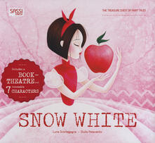 Milanospringparade.it Snow White. The treasure chest of fairy tales. Con gadget. Ediz. a spirale Image
