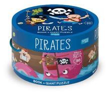 Ilmeglio-delweb.it Pirates. Ediz. a colori. Con puzzle Image
