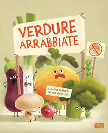 Filmarelalterita.it Verdure arrabbiate. Ediz. a colori Image