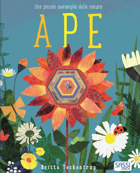 Ape. Ediz. a colori - Britta Teckentrup - copertina