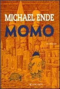 Momo - Michael Ende - copertina