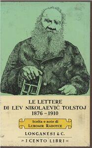 Libro Le lettere (1876-1910). Vol. 2 Lev Tolstoj