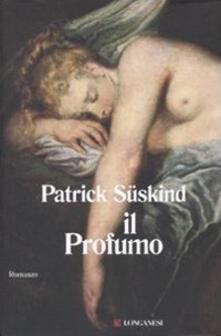 Il profumo - Patrick Süskind - copertina