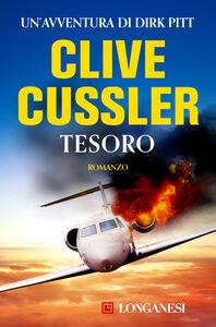 Libro Tesoro Clive Cussler