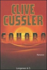 Foto Cover di Sahara, Libro di Clive Cussler, edito da Longanesi