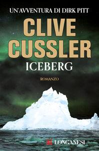 Libro Iceberg Clive Cussler